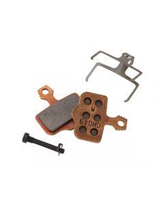 SRAM Elixer X0 sintered staal disc schijfremblokken-Bruin