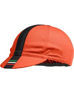 Castelli Performance 3 Cycling cap-Oranje