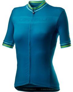 Castelli Promessa 3 dames wielershirt korte mouw