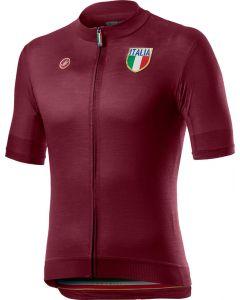 Castelli Italia 20 wielershirt korte mouw-2020