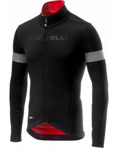 Castelli Nelmezzo Ros wielershirt lange mouw