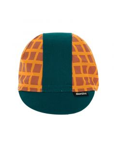 Santini Grido Cotton Cycling cap-Tuscan geel
