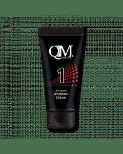 QM 1 Warming Cream-Zwart-175ml