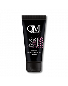 QM 21 Ladies Chamois Cream-Zwart-150ml