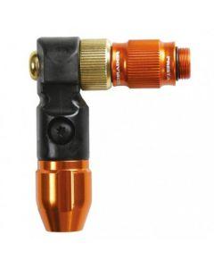 Lezyne ABS-1 Pro HV Chuck-Oranje