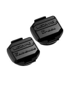 Lezyne Pro snelheid & trapfrequentiesensor-Zwart