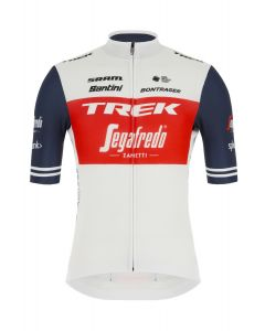 Santini Trek Segafredo Replica wielershirt korte mouw