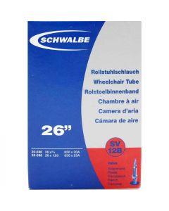 Schwalbe SV12B binnenband-Zwart-26x0.75-1.00