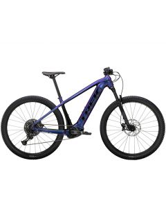 Trek Powerfly 5-Purple flip-Trek black-M