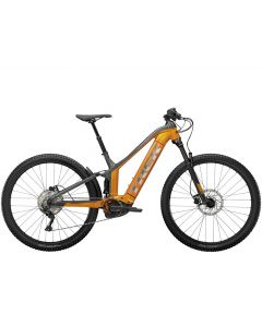 Trek Powerfly FS 4 625Wh-Factory orange-Lithium grey-L