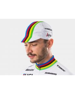 Santini Trek Segafredo World Champion cap