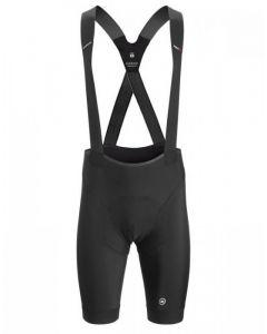 Assos Equipe RS S9 koersbroek met bretels-Zwart-XS