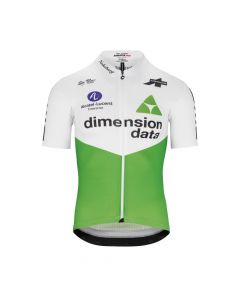 Assos Dimension Data RS wielershirt korte mouw