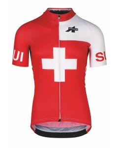 Assos Fastlane Olympics wielershirt korte mouw