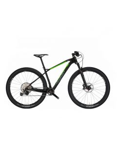 Wilier 110X GX disc-X11 Black-Green matt & glossy-M