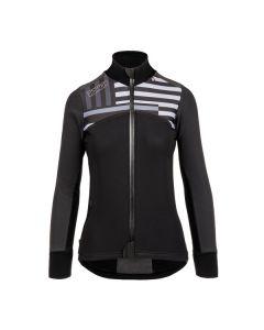Bioracer Vesper Tempest Protect Winter dames wielerjack-City zebra-L