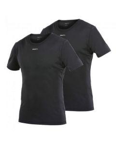 Craft Cool Multi 2-Pack ondershirt  korte mouw