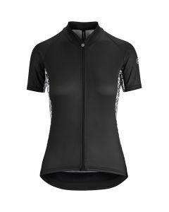 Assos Uma GT Evo dames wielershirt korte mouw-Black series-XL
