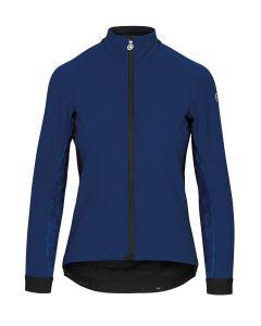 Assos Uma GT Winter dames wielerjack-Caleum blue-S