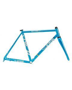 Cinelli Vigorelli Road disc frameset-Electron blue-M