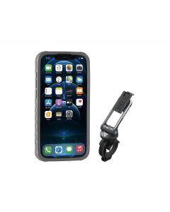Topeak RideCase iPhone 12/12 Pro telefoonhoesje-Zwart