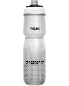 Camelbak Podium Ice bidon-Wit-Zwart-620ml