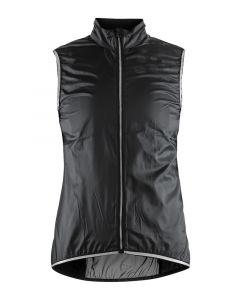 Craft Lithe dames wielervest mouwloos-Zwart-XL