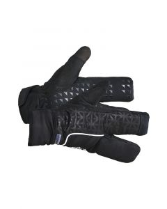 Craft Siberian 2.0 Split Finger winterhandschoenen