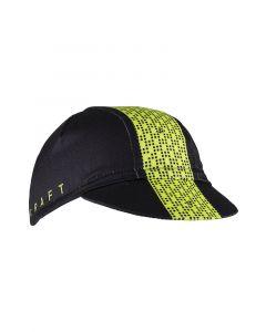 Craft Fondo bike cap-Fluorgeel