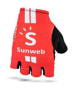 Craft Team Sunweb wielrenhandschoenen-Sunweb red-11