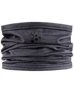 Craft Core nekwarmer-Zwart melange