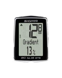 Sigma BC14.16 STS Alti/Cadans draadloze fietscomputer