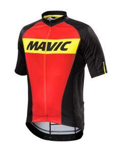 Mavic Cosmic wielershirt korte mouw