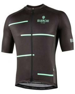 Bianchi Milano Disueri wielershirt korte mouw