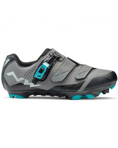 Northwave Sparkle 2 SRS dames mountainbikeschoenen-Antraciet-38