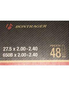 Bontrager MTB standaard binnenband-Zwart-27.5x2.00-2.40