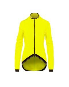 Bioracer Speedwear Concept Kaaiman dames regenjack-Fluorgeel-S
