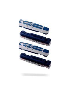 BBB BBS-28HP UltraStop remblokken-Blauw