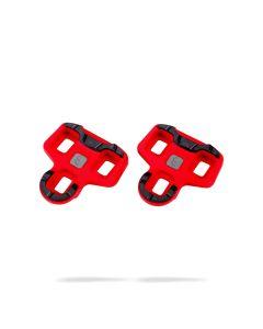 BBB BPD-04A MultiClip schoenplaten-Rood