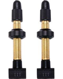 BBB BTI-159 tubeless ventiel-Brons-48mm