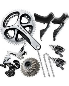 Afmontage Shimano Dura Ace disc RS685
