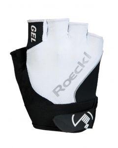 Roeckl Illano wielrenhandschoenen-Wit-Zwart-11