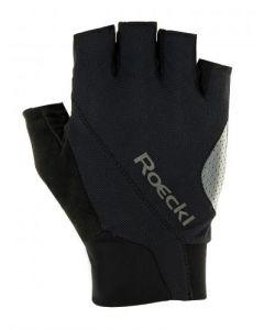 Roeckl Ivory wielrenhandschoenen-Zwart-6