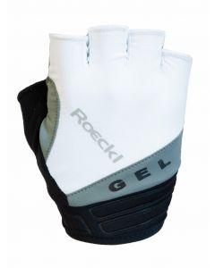 Roeckl Itamos wielrenhandschoenen-Wit-Zilver-6