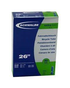 "Schwalbe AV11 26"" 0.75 - 1.00 binnenband-autoventiel"