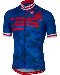 Castelli Attacco wielershirt korte mouw