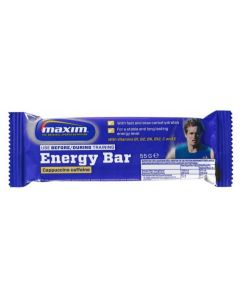 Maxim Energy Bar energiereep-Cappuccino/Chocolate-55gr