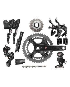 Afmontage Campagnolo Superrecord EPS