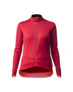 Mavic Sequence Thermo dames wielerjack-Jester red-S