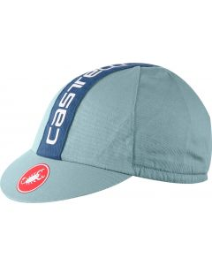 Castelli Retro 3 cap-Barely blue-Moonlight blue